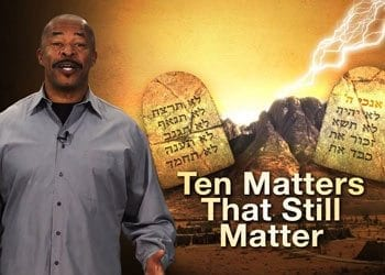 Scripture Bytes - 10 Matters that Still Matter Intro with Keith Johnson
