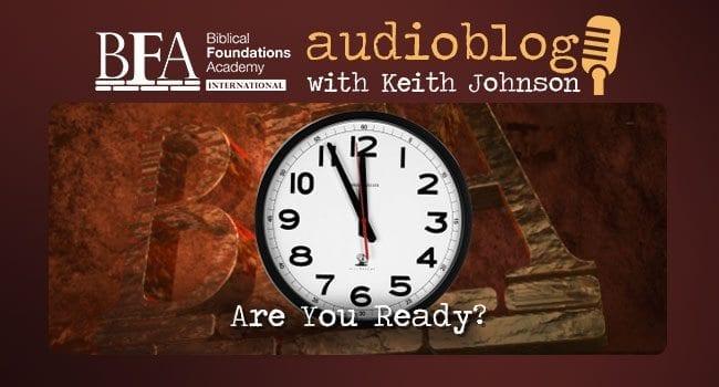 Audioblog 26 with Keith Johnson & Nehemia Gordon