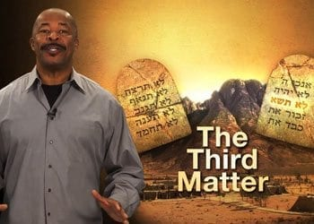 Third Matter - Scripture Bytes with Keith Johnson