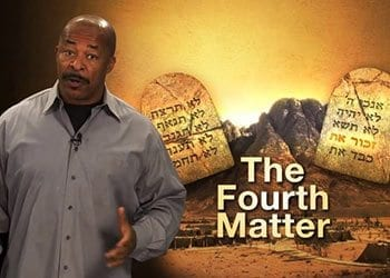 The Fourth Matter - Scripture Bytes with Keith Johnson