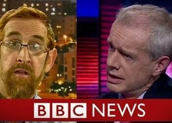 Yehudah Glick BBC Ambush
