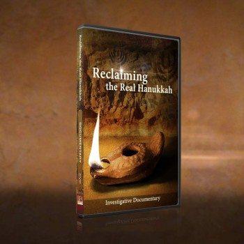 Reclaiming the Real Hanukkah - DVD
