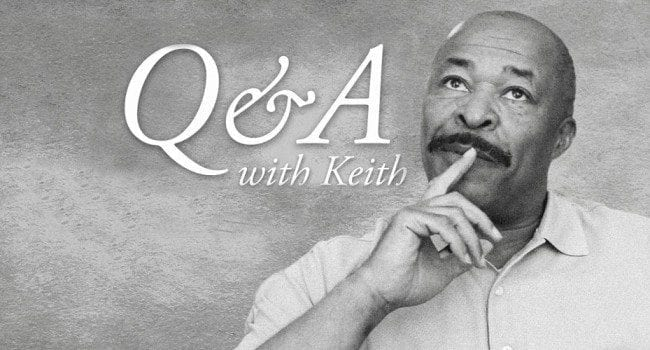 Keith Q&A  Banner 2